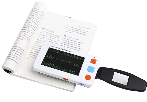 43 Inch Video Magnifier With Handle