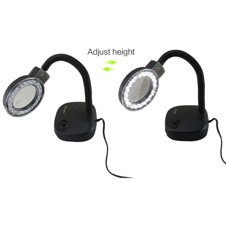 Desktop Magnifier LED Illumination
