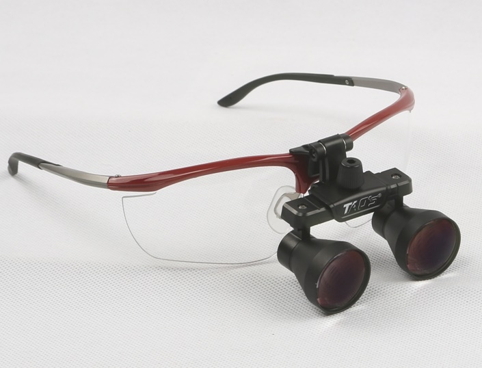 2 5x Surgical Loupe With Variable Working Distance
