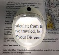 Dome Magnifying Glass With LED Light 10X